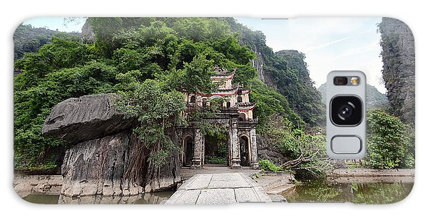 Destination Galaxy Case - Bich Dong Pagoda In Ninh Binh, Vietnam by Banana Republic Images