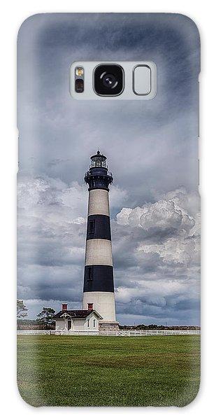 Bodie Galaxy Case - Bodie Island Lighthouse by Robert Fawcett
