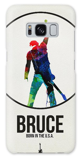 Classic Rock Galaxy Case - Bruce Springsteen by Naxart Studio
