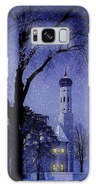 Galaxy Case featuring the photograph Christmas Eve by Edmund Nagele