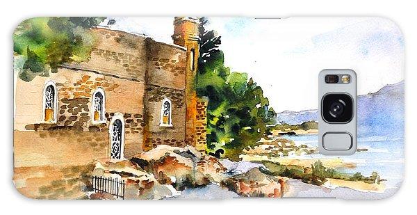 Church Of Primacy, Galilee Galaxy Case