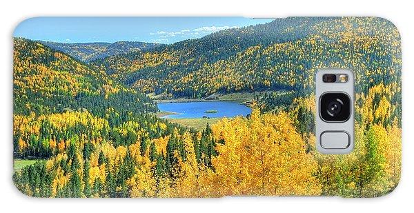Colorado Gold Galaxy Case