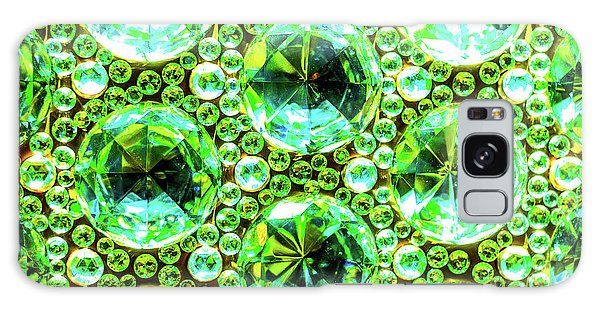 Cut Glass Beads 2 Galaxy Case