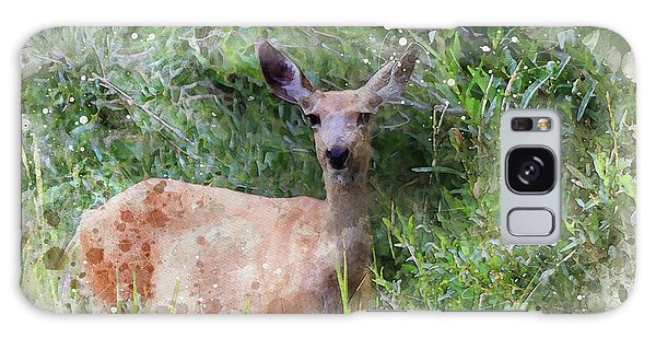 Deer Galaxy Case