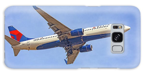 Galaxy Case featuring the photograph Delta Airline by Dart and Suze Humeston