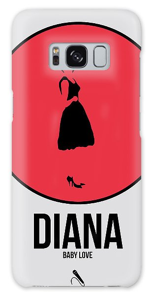 Soul Galaxy Case - Diana Ross by Naxart Studio