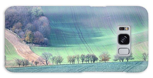 Autumn In South Moravia 1 Galaxy Case