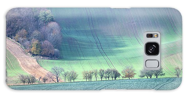 Autumn In South Moravia 1 Galaxy Case