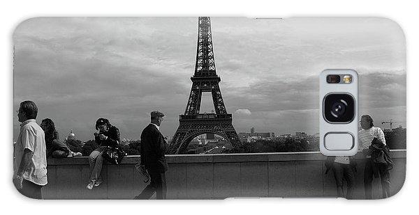 Eiffel Tower, Tourist Galaxy Case