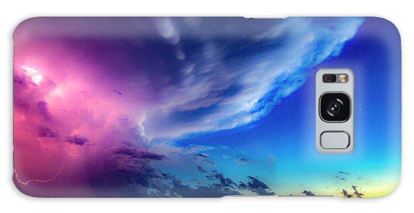 Epic Nebraska Lightning 007 Galaxy Case