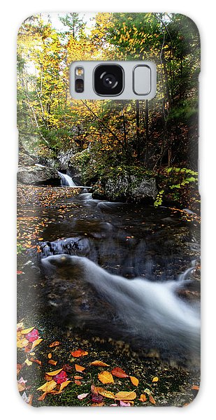 Fall Colors Sandwich New Hampshire Galaxy Case