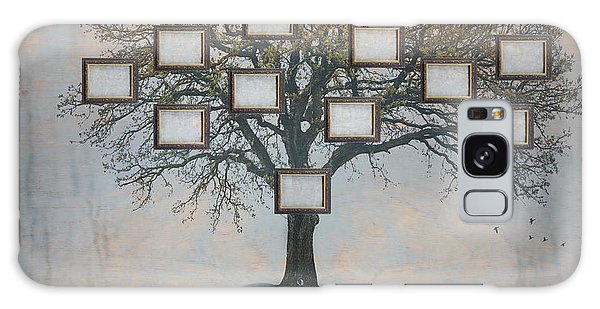 Branch Galaxy Case - Family Tree, Genealogy by Suzanne Tucker