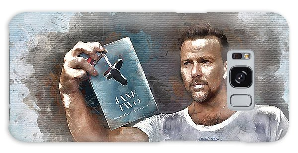 Flanery With Jane Two Galaxy Case
