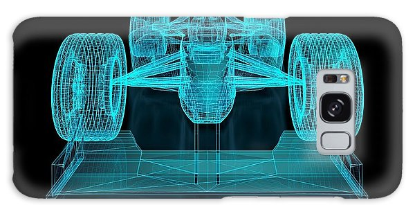 Glow Galaxy Case - Formula One Mesh. Part Of A Series by Nuno Andre