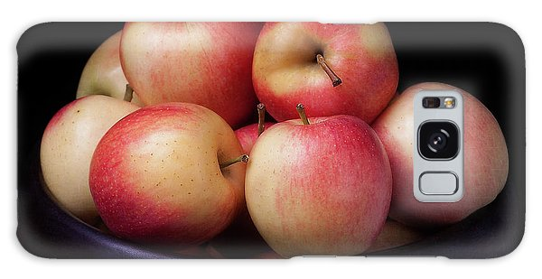 Galaxy Case featuring the photograph Gala Apples by Ann Jacobson