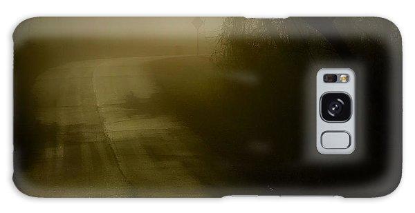 Golden Fog Galaxy Case