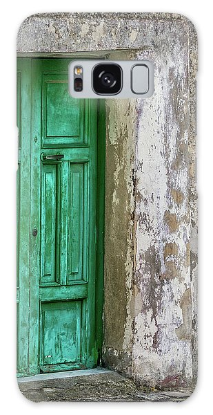 Green Door 2 Galaxy Case
