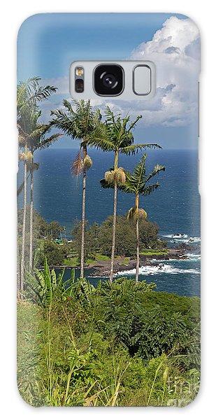 Hawaii Big Island Galaxy Case