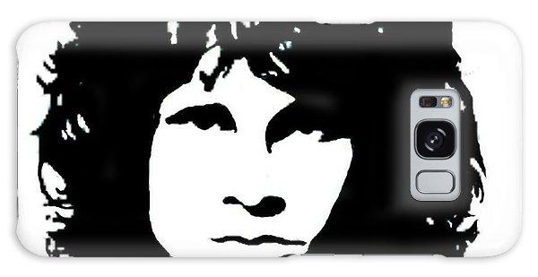 Galaxy Case - Jim Morrison by Digital Painting