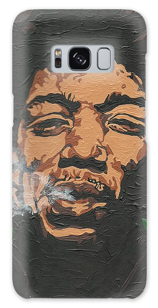 Jimi Hendrix Galaxy Case