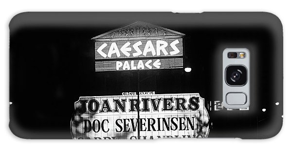 Galaxy Case - Las Vegas 1984 Bw #10 by Frank Romeo