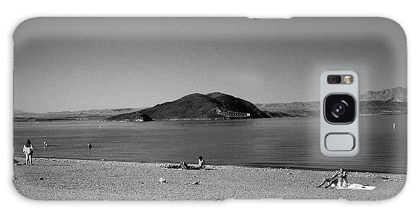 Galaxy Case - Las Vegas 1984 Bw #6 by Frank Romeo