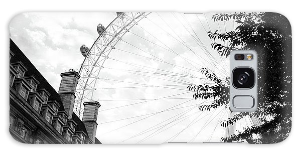 London Eye Galaxy Case - London Scene IIi by Emily Navas