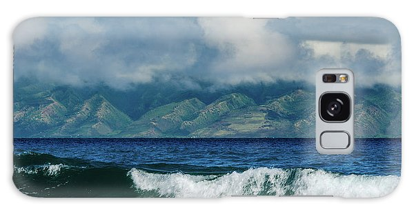 Maui Breakers Galaxy Case