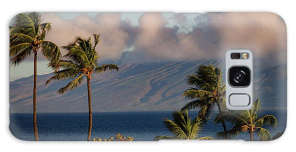 Maui Palms Galaxy Case