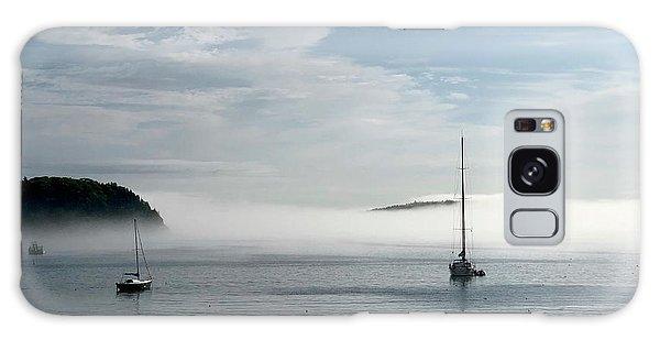 Dick Goodman Galaxy Case - Morning Mist On Frenchman's Bay by Dick Goodman