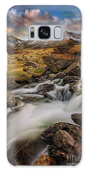Galaxy Case - Mountains North Wales by Adrian Evans