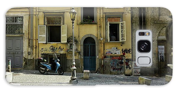 Naples Italy Galaxy Case