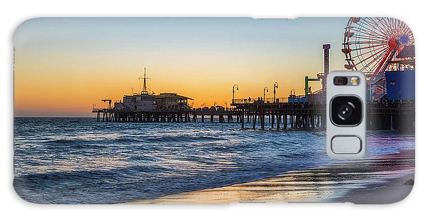 Pacific Park On The Pier Galaxy Case