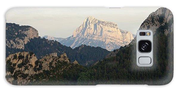 Pena Montanesa Galaxy Case