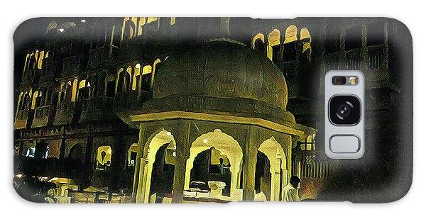 Tomb Of Shinning Windows Galaxy Case