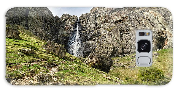 Raysko Praskalo Waterfall, Balkan Mountain Galaxy Case