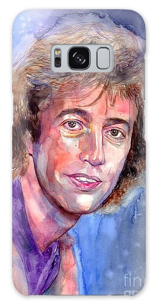 Brothers Galaxy Case - Robin Gibb Portrait by Suzann Sines