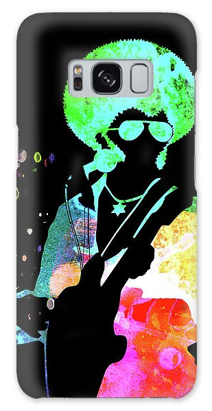 Stone Galaxy Case -  Sly And The Family Stone Watercolor  by Naxart Studio