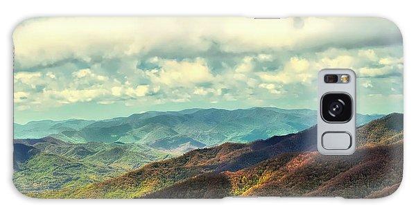 Smoky Mountain Memory Galaxy Case