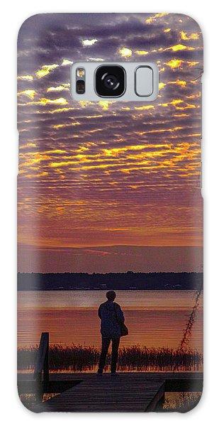 Starke Sunset Galaxy Case