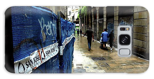 Street, Graffiti Galaxy Case