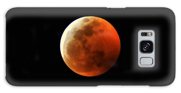 Super Blood Wolf Moon Galaxy Case