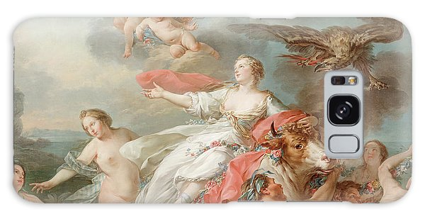 The Eagles Galaxy Case - The Abduction Of Europa by Jean Baptiste Marie Pierre