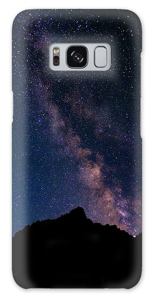 Astro Galaxy Case - The Milky Way Over The Palisades, John by Russ Bishop