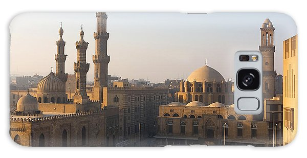 Historical Galaxy Case - The Minarets Of Cairo, Egypt by Sunsinger