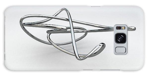 Chrome Galaxy Case - Totally Tubular 1 by Scott Norris