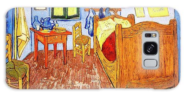 Van Gogh's Bedroom Galaxy Case