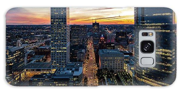 Galaxy Case featuring the photograph Wisconsin Avenue by Randy Scherkenbach