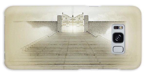 Majestic Galaxy Case - Heavens Gates by Allan Swart