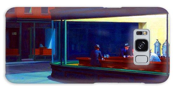 Art Institute Galaxy S8 Case - Nighthawks by Hopper Edward